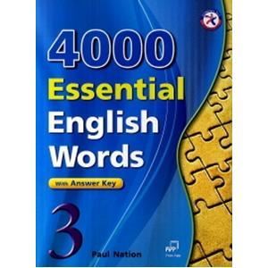4000 Essential English Words 3. Podręcznik + Ćwiczenia + Klucz Odpowiedzi