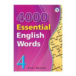 4000 Essential English Words 4. Podręcznik + Ćwiczenia + Klucz Odpowiedzi