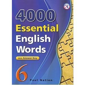 4000 Essential English Words 6. Podręcznik + Ćwiczenia + Klucz Odpowiedzi