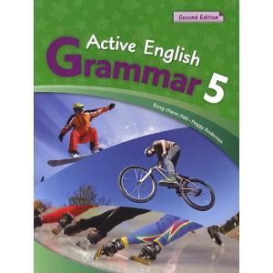 Active English Grammar 5. Podręcznik z Ćwiczeniami i Kluczem
