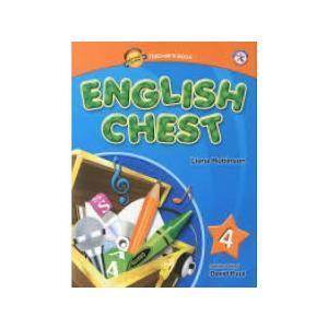English Chest 4. Książka Nauczyciela + CD-ROM