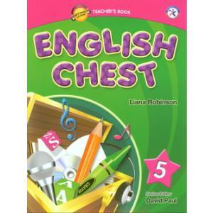 English Chest 5. Książka Nauczyciela + CD-ROM