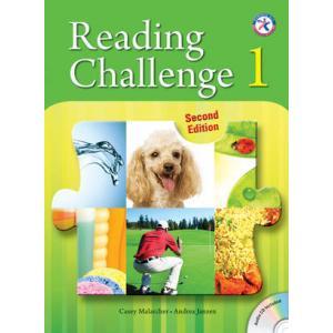 Reading Challenge 1. Podręcznik z Ćwiczeniami + CD