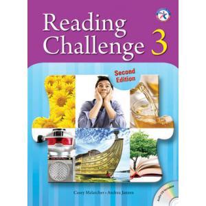 Reading Challenge 3. Podręcznik z Ćwiczeniami + CD