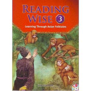 Reading Wise 3 podręcznik + ćwiczenia + CD