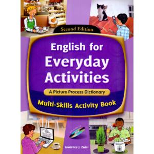 English for Everyday Activities. Multi-Skills Activity Book + CD