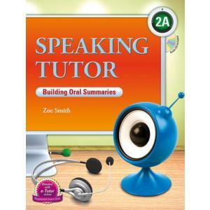 Speaking Tutor Building Oral Summaries 2A. Podręcznik z Ćwiczeniami + CD