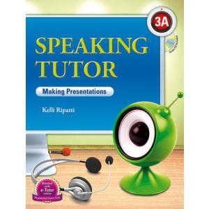 Speaking Tutor Making Presentations 3A. Podręcznik z Ćwiczeniami + CD