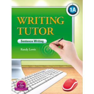 Writing Tutor Sentence Writing 1A. Podręcznik z Ćwiczeniami