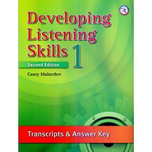 Developing Listening Skills 1. Transkrypcje z Kluczem