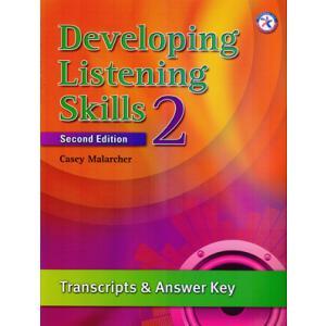 Developing Listening Skills 2. Transkrypcje z Kluczem