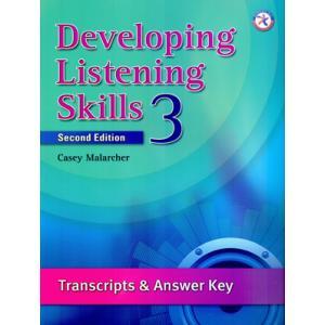 Developing Listening Skills 3. Transkrypcje z Kluczem