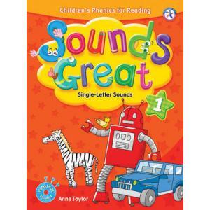 Sounds Great 1. Podręcznik + CD-ROM. Single Letter Sounds