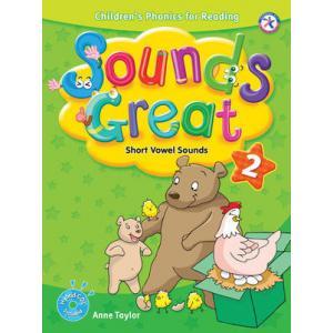 Sounds Great 2. Podręcznik + CD-ROM. Short Vowel Sounds