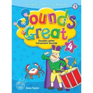 Sounds Great 4. Podręcznik + CD-ROM. Double-Letter Consonant Sounds