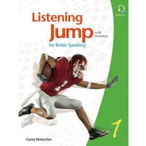 Listening Jump for Better Speaking 1. Podręcznik z Ćwiczeniami + MP3