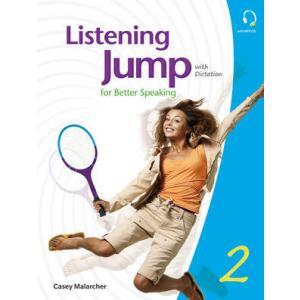 Listening Jump for Better Speaking 2. Podręcznik z Ćwiczeniami + MP3