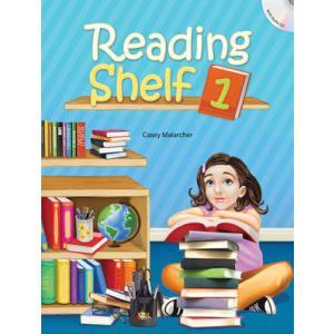 Reading Shelf 1. Podręcznik z Ćwiczeniami + CD