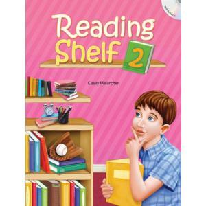 Reading Shelf 2. Podręcznik z Ćwiczeniami + CD