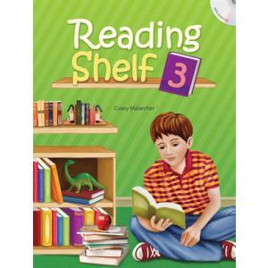 Reading Shelf 3. Podręcznik z Ćwiczeniami + CD