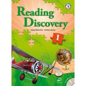 Reading Discovery 1. Podręcznik z Ćwiczeniami + MP3