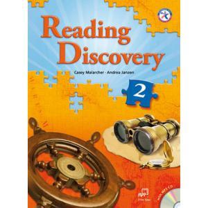 Reading Discovery 2. Podręcznik z Ćwiczeniami + MP3