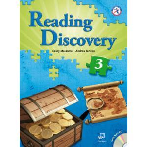 Reading Discovery 3. Podręcznik z Ćwiczeniami + MP3