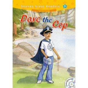 Dave the Cop + CD. Sounds Great Readers. Poziom 3