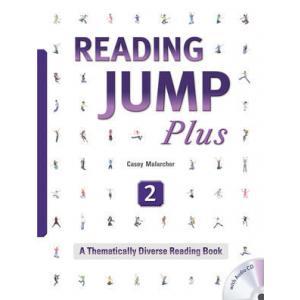 Reading Jump Plus 2. Podręcznik z Ćwiczeniami + CD