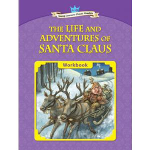LA The Life and Adventures of Santa Claus ćwiczenia Level 4