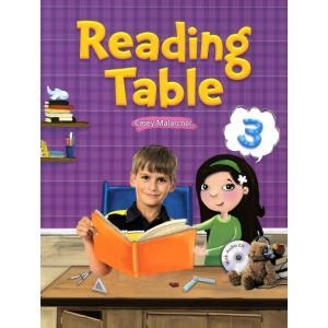 Reading Table 3 podręcznik + ćwiczenia + CD audio