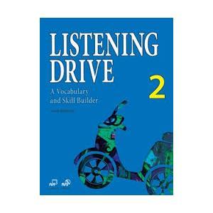 Listening Drive 2. Podręcznik z Ćwiczeniami + MP3/CD