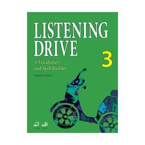 Listening Drive 3. Podręcznik z Ćwiczeniami + MP3 CD