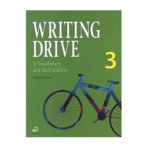 Writing Drive 3. Podręcznik z Ćwiczeniami