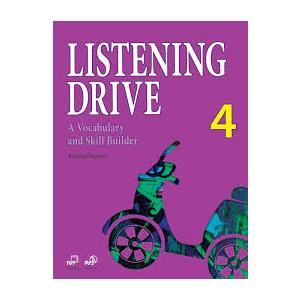 Listening Drive 4. Podręcznik z Ćwiczeniami + MP3 CD