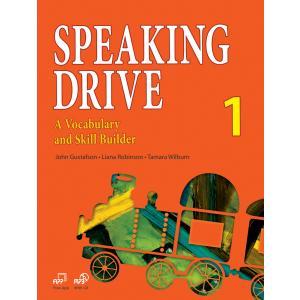 Speaking Drive 1. Podręcznik z Ćwiczeniami + MP3 CD