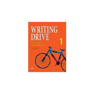 Writing Drive 1. Podręcznik z Ćwiczeniami