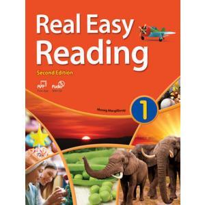 Real Easy Reading 1. Podręcznik z Ćwiczeniami + CD