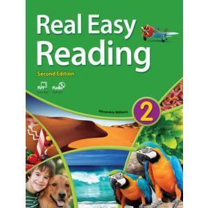Real Easy Reading 2. Podręcznik z Ćwiczeniami + CD