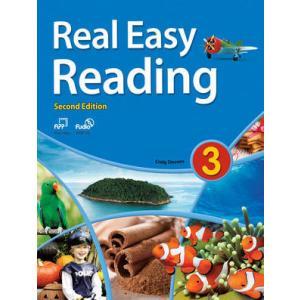 Real Easy Reading 3. Podręcznik z Ćwiczeniami + CD