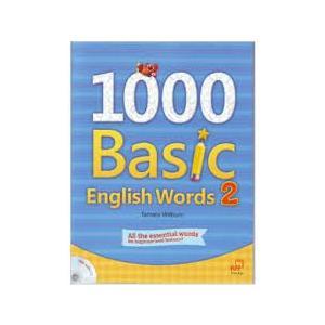 1000 Basic English Words 2. Podręcznik + Ćwiczenia + CD