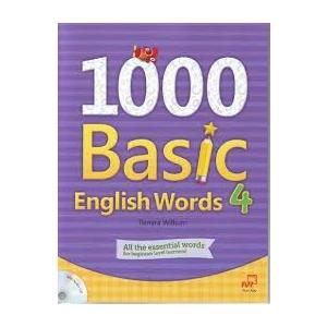 1000 Basic English Words 4. Podręcznik + Ćwiczenia + CD