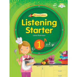 Listening Starter 1. Podręcznik z Ćwiczeniami + MP3