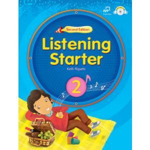 Listening Starter 2. Podręcznik z Ćwiczeniami + MP3