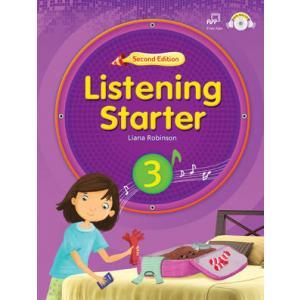 Listening Starter 3. Podręcznik z Ćwiczeniami + MP3