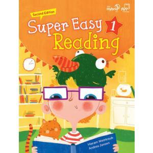 Super Easy Reading 1. Podręcznik z Ćwiczeniami + CD-ROM