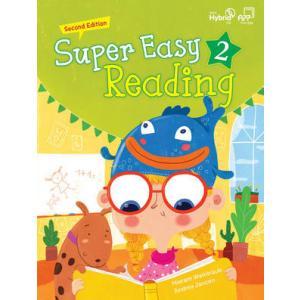 Super Easy Reading 2 podręcznik + ćwiczenia + CD Rom