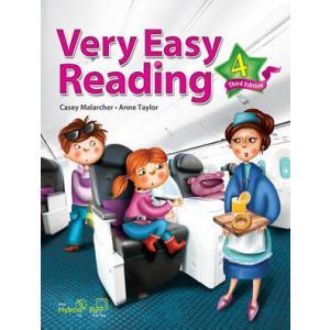 Very Easy Reading 4. Podręcznik z Ćwiczeniami + CD-ROM