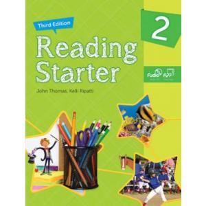 Reading Starter 2 Podręcznik + Ćwiczenia + CD