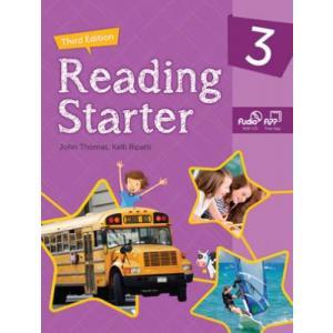 Reading Starter 3 podręcznik + ćwiczenia + CD